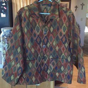 Jane Ashley Western Style Jacket